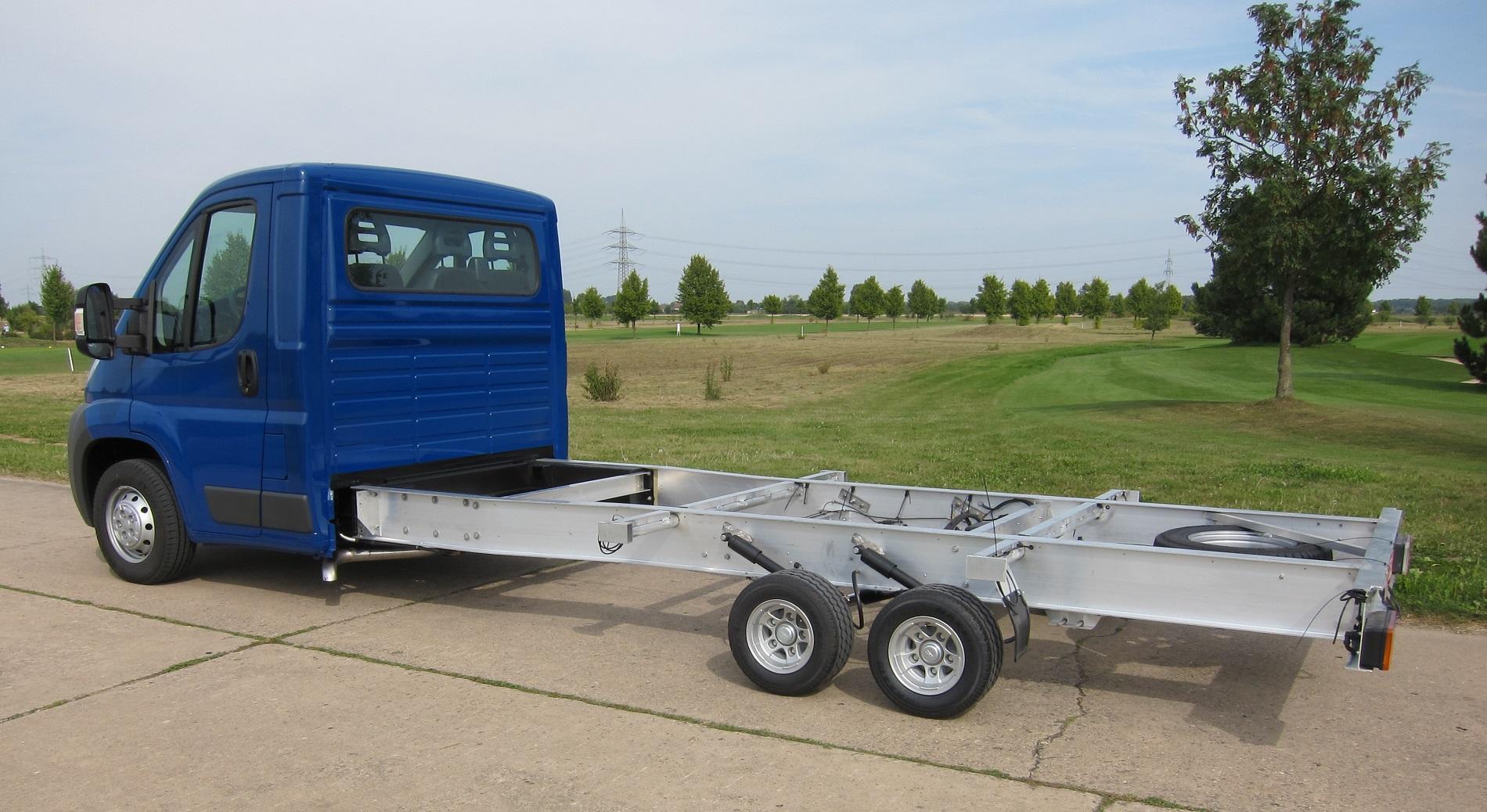 KANO Fahrzeugbau – Tiefrahmenfahrzeuge